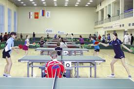 Table Tennis Tournament by Tennis Tournament Ended In Orenburg