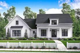 plan 51762hz budget friendly modern farmhouse plan with bonus