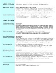 Finance Manager Resume Template Sales Manager Resume Template operations manager resume template