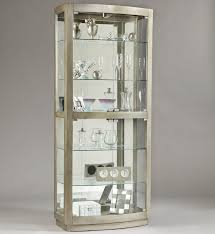 curio cabinet curio cabinets for clearance at rooms to go small