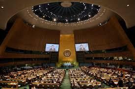 Asamblea General de Naciones Unida (ONU)