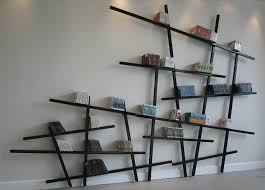Hanging Bookshelves Ikea by Bookshelf Astonishing Geometric Bookcase Geometric Bookshelves