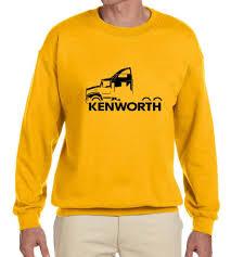 kenworth t660 for sale in canada kenworth t660 semi truck classic outline design sweatshirt new ebay