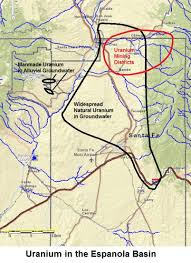 Unm Map Poisoned Waters New Mexico Danger Zones Krqe News 13