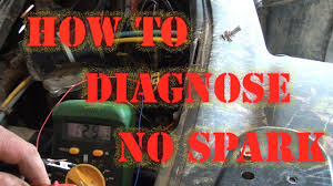 diy how to troubleshoot u0026 repair a no spark condition on a polaris