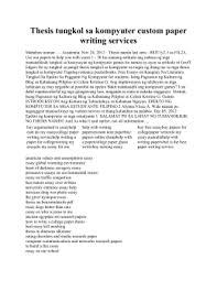 Running head  APA SAMPLE TERM PAPER Sample Term Paper