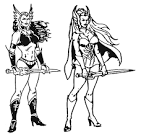 Which Half-Naked She-Ra Would You Want Made?