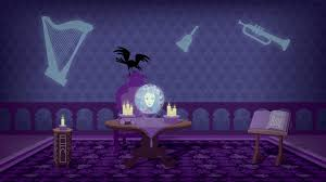 mlp halloween background disney haunted mansion desktop wallpaper wallpapersafari
