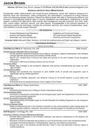Computer Technician Resume Sample by Maintenance Resume Examples Resume Professional Writers