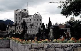 Small Castle by Castle Itter Tyrol Austria Originally Built Before 1200 And