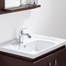 bathroom kraus faucet single handle bathroom faucet how to