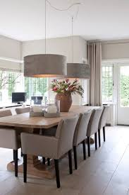 Contemporary Dining Room Sets 25 Best Large Dining Tables Ideas On Pinterest Large Dining