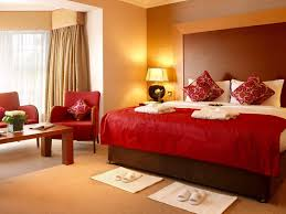 red bedroom paint ideas