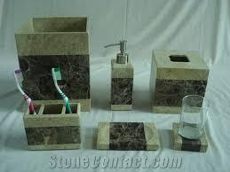 Beige And Black Bathroom Ideas Bathroom Accessories Light Emperador Brown Marble Bath