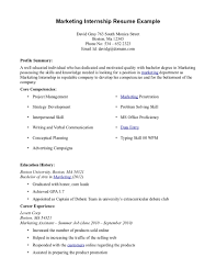 Resume Cover Letters Examples  cover letter example for high