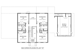 2 Floor House Plans With Photos by House Plan 3397 D Albany