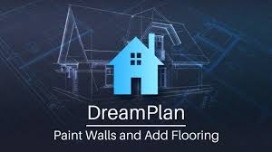 dream plan home design paint walls and add flooring youtube