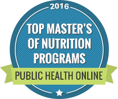 Master     s Degrees in Nutrition  Top Programs for