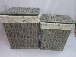 Ikea Wicker Baskets by Rectangular Storage Baskets By Size Home Decorations