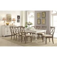 riverside kitchen dining room furniture homeclick riverside 21250 21358 21358 21358 21358 aberdeen 9 piece rectangle dining table