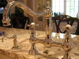 kitchen bridge faucets for kitchen and 25 copper kitchen faucets