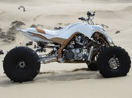 yamaha raptor turbo quad the u201cshocker u201d dubai bikers