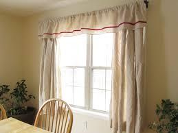 curtain dining room window valances dining room curtain ideas