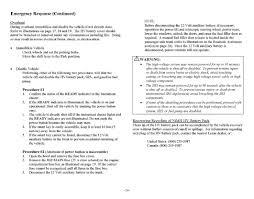 lexus canada emergency 2013 es300h emergency response guide