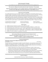 Sample Resumes For Professionals by 45 Best Teacher Resumes Images On Pinterest Teaching Resume