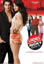 Ladies vs.Ricky Bahl 2011