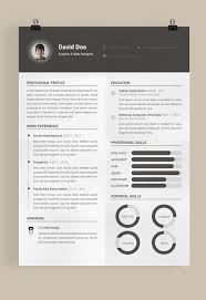 Best Resume Template Download by Best 25 Resume Template Download Ideas Only On Pinterest