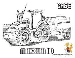 rugged tractor coloring pages yescoloring free tractors deere