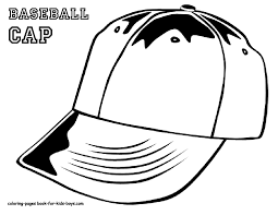 hat coloring pages getcoloringpages com