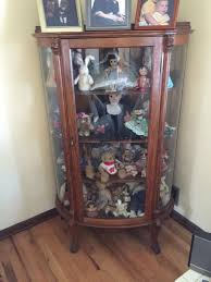 Oak Curio Cabinet Curio Cabinet Curio Cabinet Lock Andy Replacementys