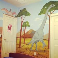 exciting dinosaur wall murals 21 about remodel home decorating