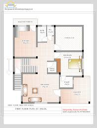 duplex house plan and elevation 2349 sq ft kerala home