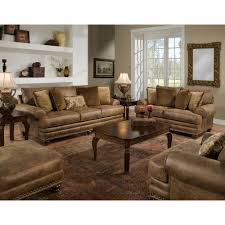Leather Living Room Sets Sale by Sheridan Collection