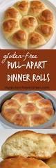 popular thanksgiving recipes pull apart dinner rolls gluten free