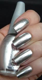 mirror effect nail polish cant wait to get this nails