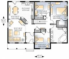 3 bedroom home design plans 3972 ideas house plans 4 bedroom one
