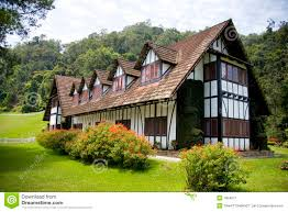 Tudor Style by Colonial Tudor Style Mansion Stock Image Image 1894071