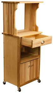 amazon com catskill craftsmen hutch top cart with open storage