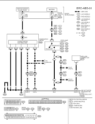 nissan micra wiring diagrams 2003 2005 6 pdf