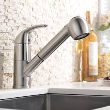 What Is The Best Kitchen Faucet Best Single Handle Pull Out Down Sprayer Kitchen Sink Faucets