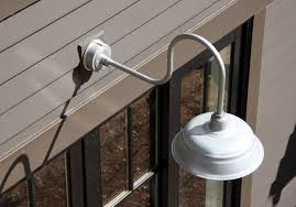 Outdoor Barn Light Fixtures by Galvanized Led Barn Lighting Combines Best Of Style Efficiency