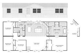 1 Bedroom Log Cabin Floor Plans by 100 4 Bedroom 2 Bath Floor Plans 2 Bedroom Mobile Home