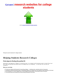 research paper websites for college students Best Short Essays