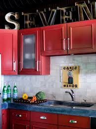 painted kitchen shelves pictures ideas tips from hgtv tags kitchens