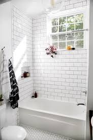 Small Bathroom Ideas Pictures Best 25 White Subway Tile Bathroom Ideas On Pinterest White