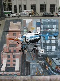 Graffitis callejeros 3D